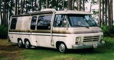 1973-1978 GMC Motorhome - these units are awesome.