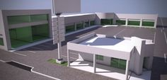 Plaza Comercial Stoever Industriales