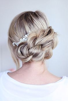 Prom, wedding or any special occasion, braided updo hairstyle is always the perfect choice for medium/long hair. Check out this list of braided updo hairstyles and tutorials that you must try.