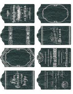 leuke labels om te printen