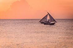 Sunset Zanzibar by Manuela Bonci on 500px