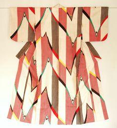 "From Haruko Watanabe's collection  ""Modern Design Meisen Exhibition"" at Anna Leonowens Gallery at NSCAD in Halifax, Canada."