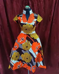 African Dresses For Kids, African Prom Dresses, Latest African Fashion Dresses, African Print Fashion, Women's Fashion Dresses, Chitenge Outfits, African Blouses, African Traditional Dresses, African Attire