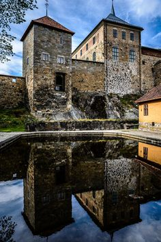 Akershus fortress oslo Norway, ….Stay cheap and comfortable in Oslo: www.airbnb.com/rooms/1036219?guests=2&s=ja99 and https://www.airbnb.com/rooms/6808361