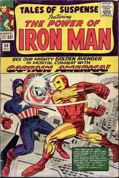 Tales of Suspense #58 by Jack Kirby