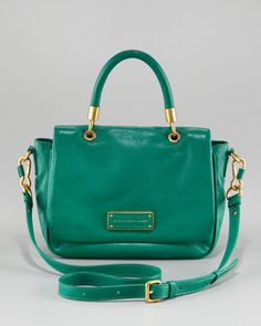 Too Hot to Handle Small Satchel Bag by MARC by Marc Jacobs at Neiman Marcus.
