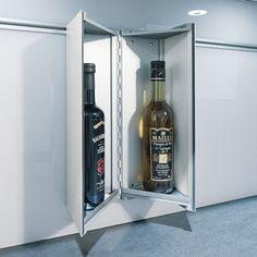 Next 125 Cube Storage System Cube Storage, Kitchen Storage, German Kitchen, Next 125, Stainless Steel Bottle, Bottle Holders, Design Consultant, Kitchen Hacks, Storage Solutions