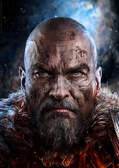 Illustration / Lords of the Fallen game Illustration