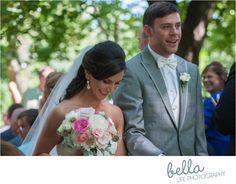 Wedding, stone terrace, Hamilton nj