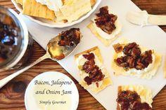 Bacon, jalapeño, and onion jam