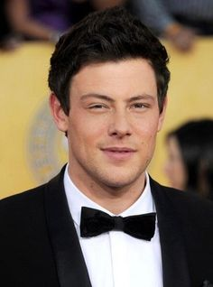 Cory Monteith from Glee <3