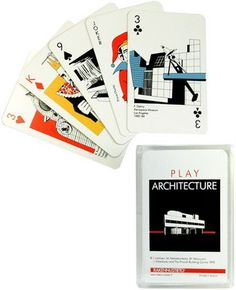 GRAFICA | Poker di architetti | Design with love
