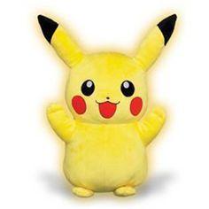 BEW PIKACHU PLUSH Il mitico Pikachu, il più amato e popolare dei Pokemon, in un adorabile peluche da 40 cm. Materiali di qualità, licenza ufficiale Nintendo, tutto da coccolare!!! - Maggiori dettagli: http://www.thegameshop.it/it/peluche/606-tomy-pokemon-bew-pikachu-big-40cm-5011666717992.html#sthash.Ukj69ZQm.dpuf