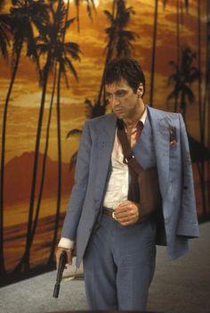 Tony Montana, Scarface.