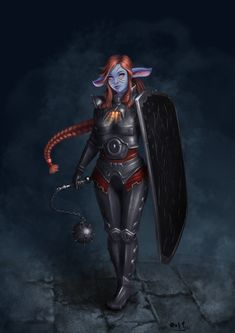 Dungeons And Dragons Characters, D&d Dungeons And Dragons, D D Characters, Fantasy Characters, Fantasy Races, High Fantasy, Fantasy Warrior, Fantasy Rpg, Fantasy Character Design