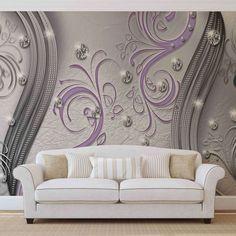 Absztrakt poszter tapéta - hullámok  #wallmural #abstract #wallpaper #tapeta #homedecor #walldecor #posztertapeta Abstract Pattern, Love Seat, Couch, Ornaments, Furniture, Home Decor, Settee, Decoration Home, Sofa