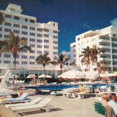 Miami Florida Kenilworth Hotel
