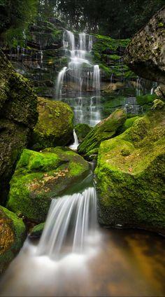 Waterfall, West Virginia