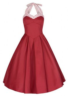 Carola 2014 Colours Halter Swing Dress