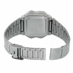 Casio Men's AL190WD-1A Solar Digital Watch Casio. $20.97. Five alarms; 1/100 second stopwatch. Auto calendar. Solar powered digital display. Water-resistant to 165 feet (50 M)