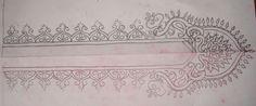 hand embroidery zardosi - Google Search