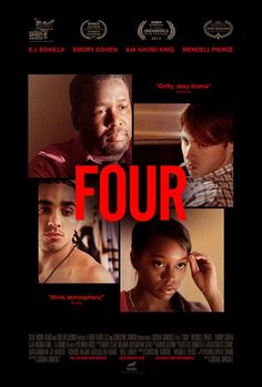 Four Movie First Look Poster
