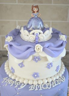 Pure Delights Baking Co.: Sofia the 1st
