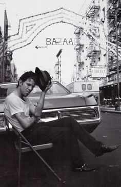 """I like smog, traffic, kinky people, car trouble, noisy neighbors, crowded bars, and spend most of my time in my car going to the movies.""  Tom Waits"