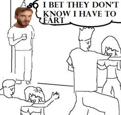 Why cant we all just admit it!. Full credits to u/ ReallyLongURL White Whale, Pewdiepie, Text Posts, How To Become, Fan Art, Books, Text Messages, Libros, Book