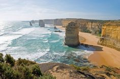 The 12 Apostles (Before they disappear!)  Port Campbell National Park, by the Great Ocean Road in Victoria, Australia