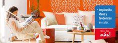 Pinturas | Sodimac.com Couch, Furniture, Ideas, Home Decor, Inspirational, Trends, Paintings, Sofa, Sofas