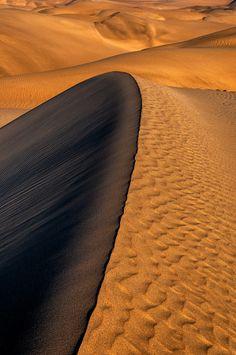 Dune Contrast, desert, nature photography