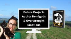 Gail Talks Future Projects, Author Demigods, and Gets Emotional (Video) - Gail Carriger Etiquette And Espionage, Gail Carriger, Story Setting, San Andreas, Book Signing, Bestselling Author, Nonfiction, Writer, Ebooks