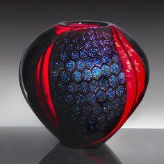 Tim Lazer. #glasart #artglass http://www.pinterest.com/TheHitman14/artwork-glasscrystal-%2B/