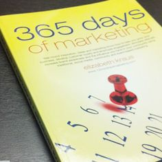Featuring 365 Days of Marketing on the social media contest #SmallBizLove @S Spangler