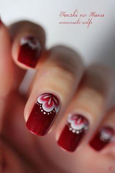 22 Stunning Nail Art Designs 2015