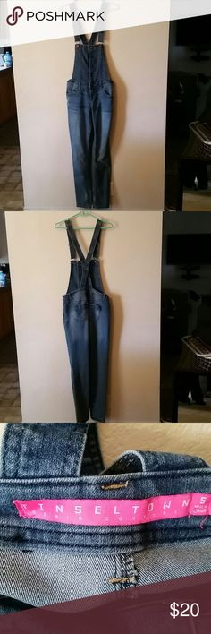 Tinseltown Denim Couture Overalls Tinseltown Denim Couture Overalls Tinseltown Jeans