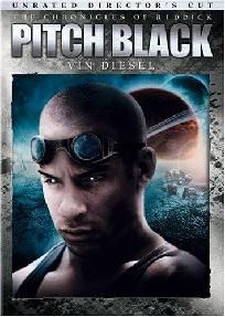Pitch Black/The Chronicles of Riddick Unrated Editions DVD Used (Free shipping)