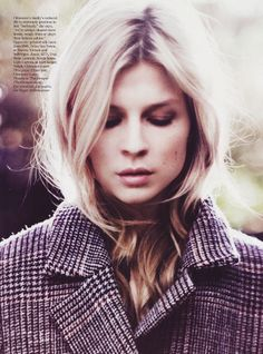 Clemence Poesy #closedeyes #portrait #photography