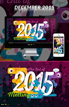 Free Calendar Wallpaper of December 2015, download here: http://ibrandstudio.com/freebies/calendar-wallpaper-december-2015