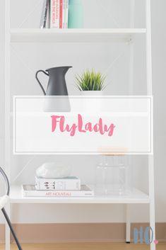 Nesse post você encontrar informações em português sobre o FLyLady. Um método americano para ajudar na criação de rotinas para a casa. O Post pode ser encontrado no blog Hábito Organizado