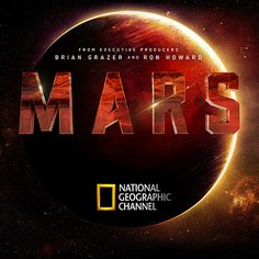 Mars is coming to National Geographic this fall. Check out a preview now!  Are you planning to check out this series?
