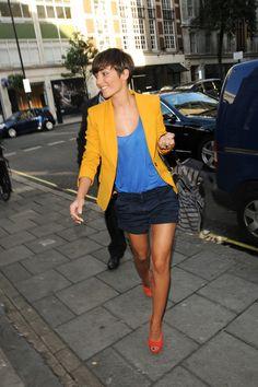 Frankie Sandford Blazer - Frankie Sandford Clothes - StyleBistro