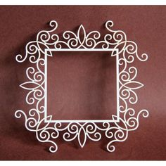 Chipboard frame Lace Christmas Tree, Xmas, Exploding Boxes, Marianne Design, Christmas Settings, Chipboard, Embellishments, Stencils, Craft Projects