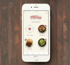 Happy Kitchen Food Delivery App on Behance