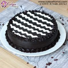 Supreme Choco Delight 1 kg ( Online Birthday Cake Delivery in Bangalore ) Send Birthday Cake, Online Birthday Cake, Birthday Cake Delivery, Special Birthday Cakes, Birthday Wishes, Happy Birthday, Cake Home Delivery, Online Cake Delivery, Order Cakes Online