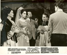 Mary Walter, Susan Roces, Nello Nayo, Etang Discher and Romeo Vasquez in 1967 movie Maruja Credit: Emmanuel Canteras / LEA Productions.
