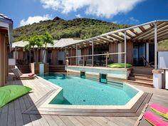 Villa PKB in St Barts - 4 Bedrooms - 4 Bathrooms - Hillside, Privacy, Sea view - Picture: Pierre Carreau