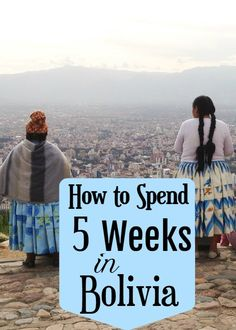 Bolivia is a treasure waiting to be found. For being the poorest country in South America, it is surely an enriching experience! Check out our full itinerary including a map! | UnevenSidewalks