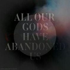 Architects // All Our Gods Have Abandoned Us